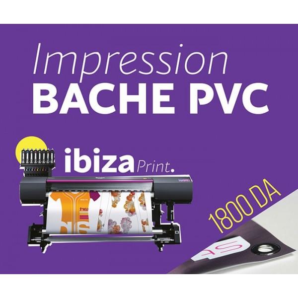 IMPRESSION BACHE