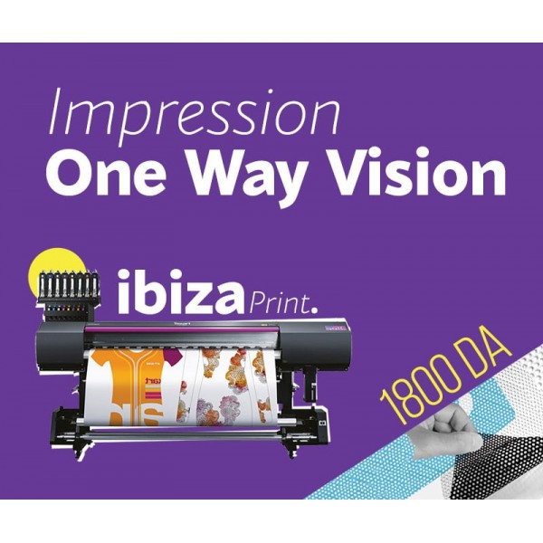 IMPRESSION ONE WAY VISION